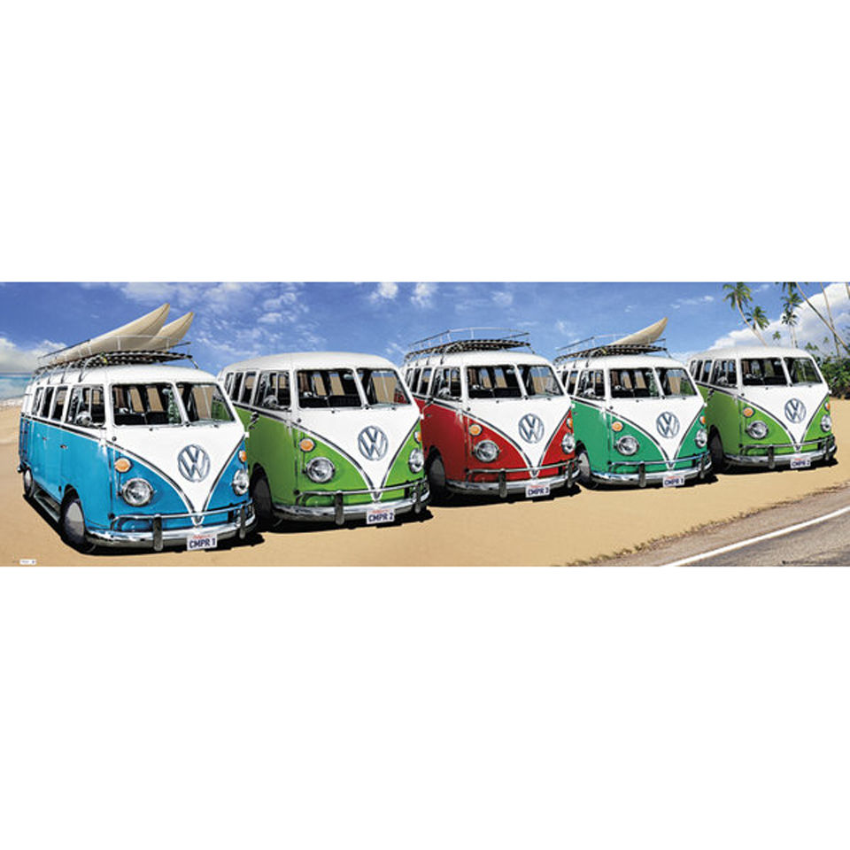 vw-californian-camper-campers-beach-door-poster-53-x-158cm