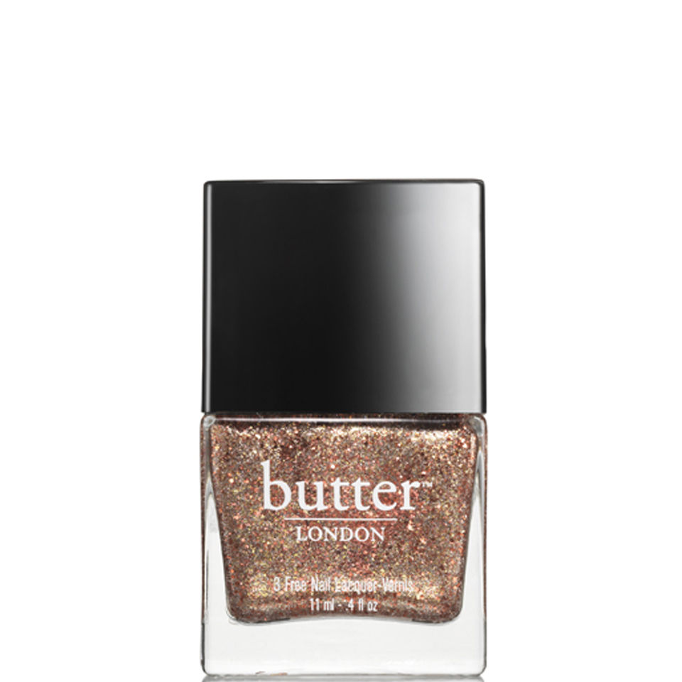 butter LONDON Nail Lacquer - Dust Up Overcoat (11ml)
