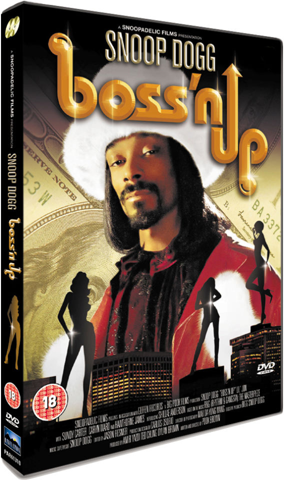 Boss N Up Snoop Dogg Dvd Cd Dvd Zavvi