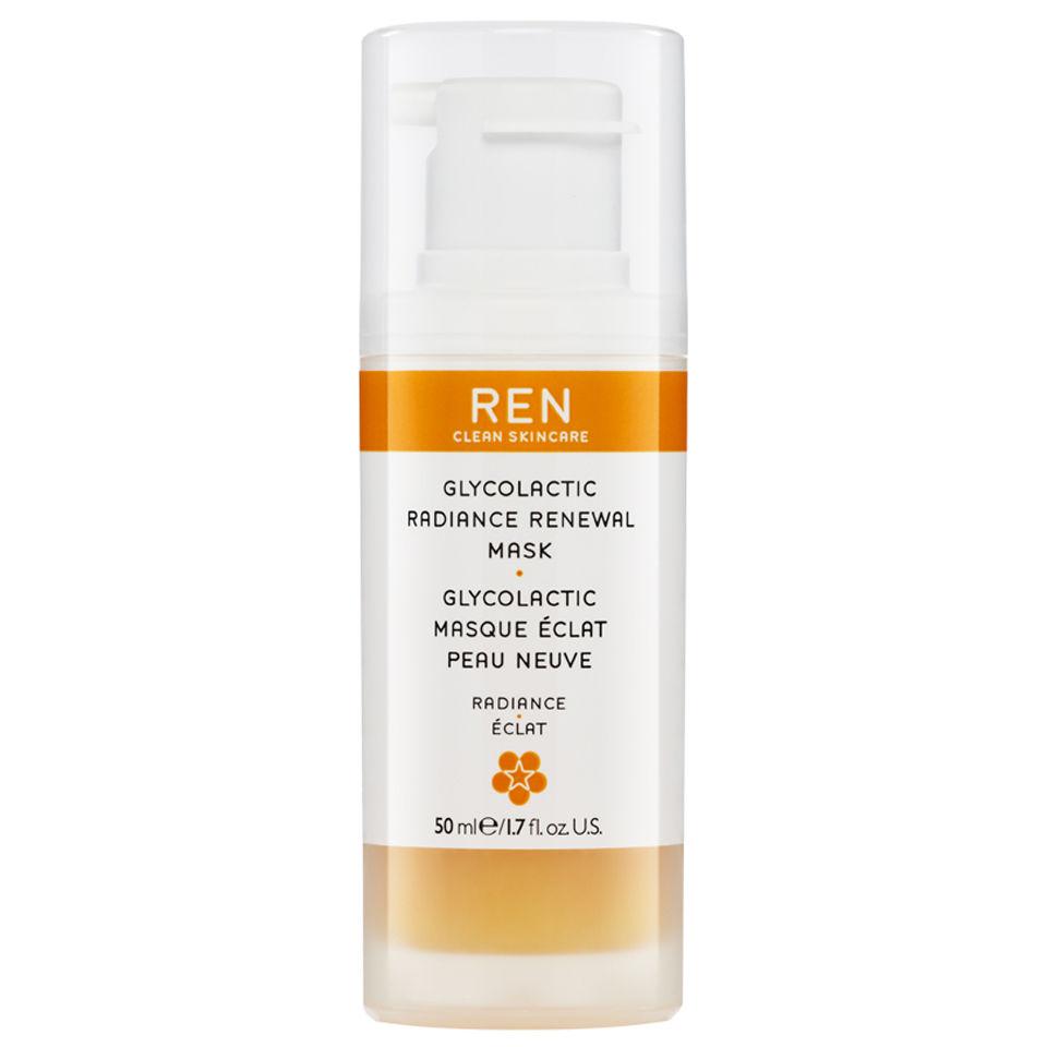 REN Glycolactic masque éclat peau neuve (50ml)