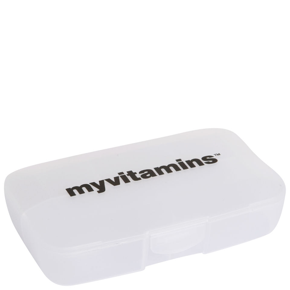 Pastillero de Myvitamins