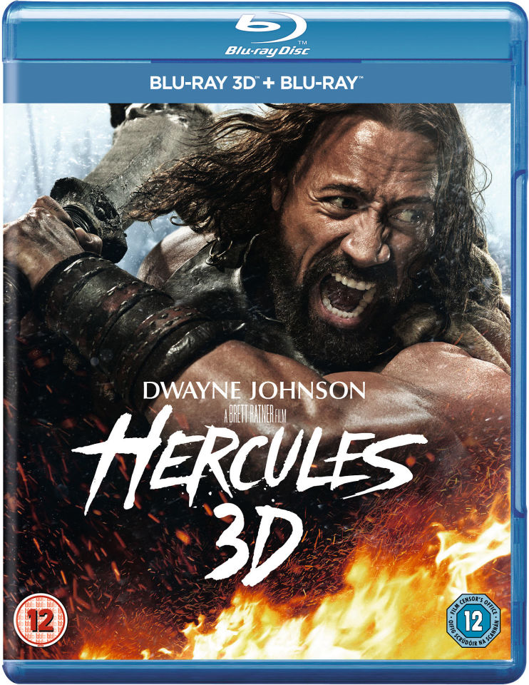 hercules 3d blu ray. Black Bedroom Furniture Sets. Home Design Ideas