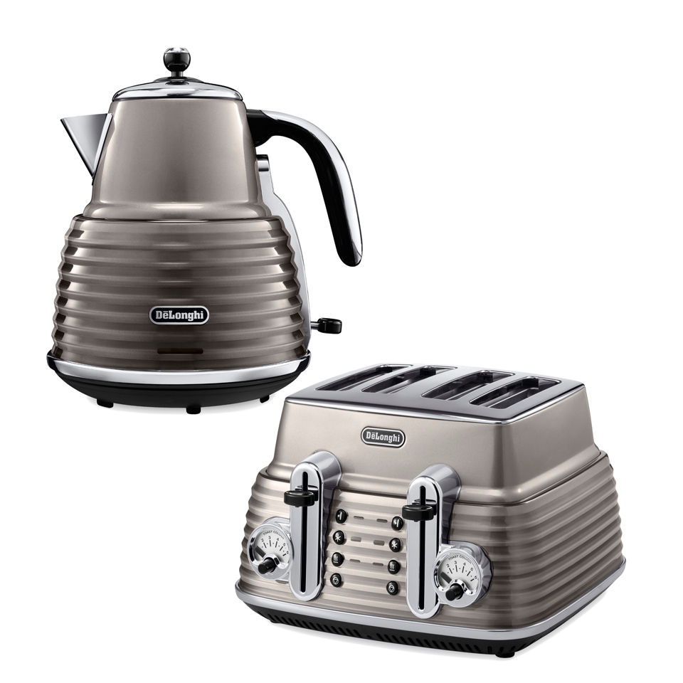 delonghi-scultura-4-slice-toaster-kettle-bundle-champagne-gloss