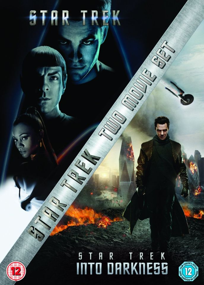Star Trek/Star Trek Into Darkness Boxset