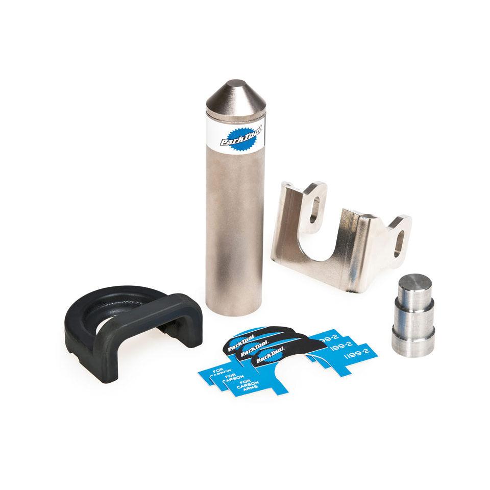 park-tool-cbp-5-campagnolo-power-torque-crank-bearing-adapter-set