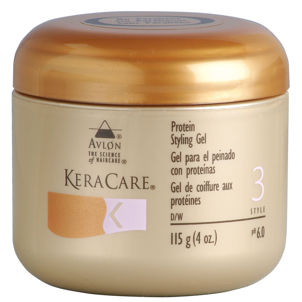 KeraCare Protein Styling Gel 115 g