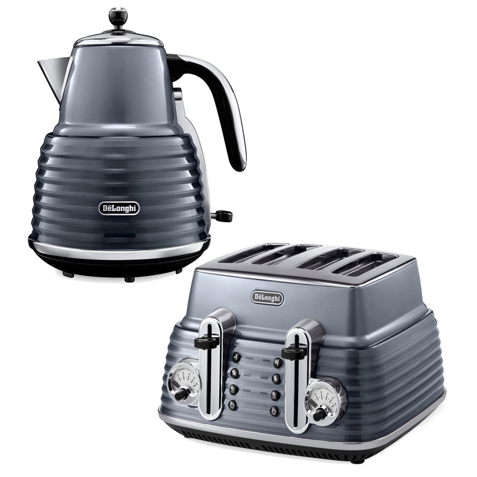 delonghi-scultura-4-slice-toaster-kettle-bundle-gun-metal-high-gloss