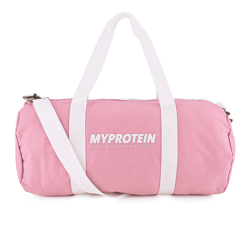 Myprotein Barrel Bag - Pink