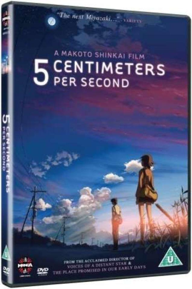 five-centimetres-per-second