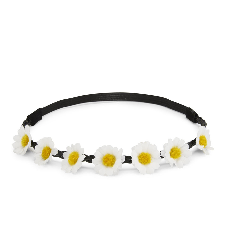 impulse-women-daisy-headband-black