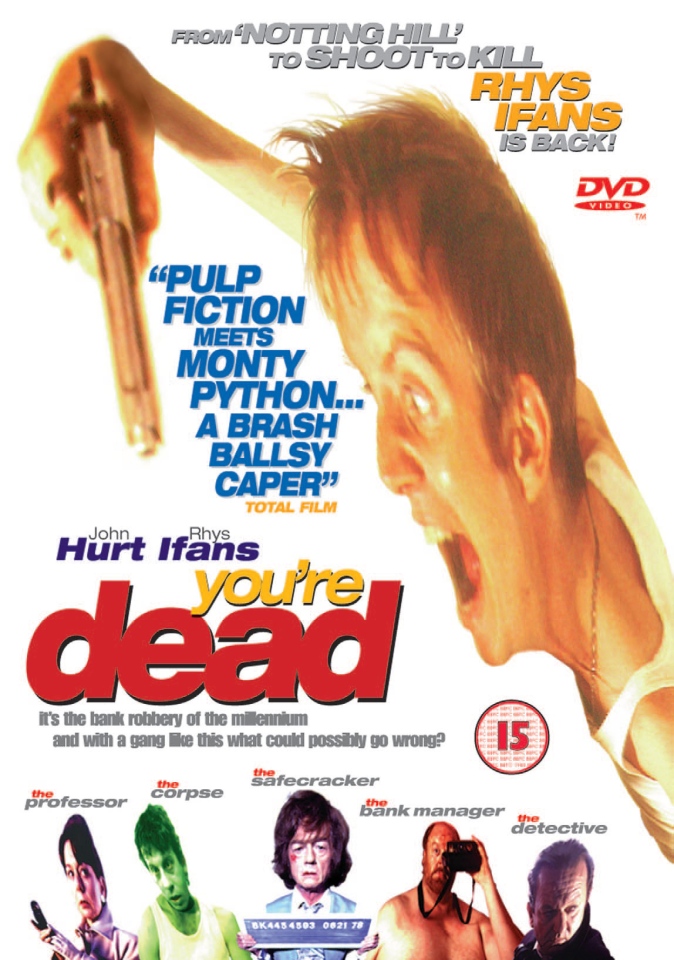 Youre Dead - Delete