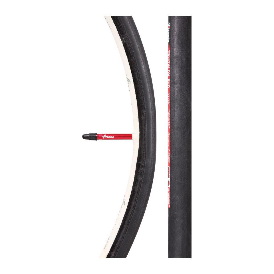 vittoria-triathlon-evo-tubular-road-tyre-black-28in-x-22mm