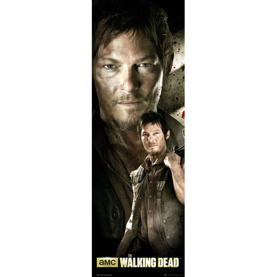 the-walking-dead-daryl-door-poster-53-x-158cm