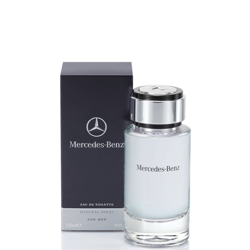 mercedes benz for men eau de toilette spray 120ml free. Black Bedroom Furniture Sets. Home Design Ideas