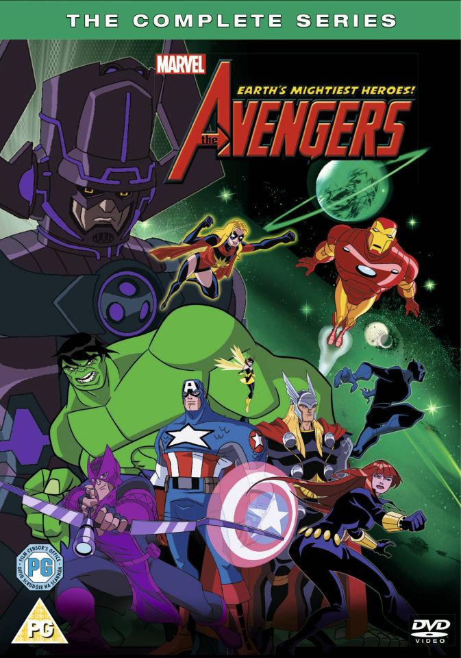 Avengers: Earth's Mightiest Heroes - Volumes 1-8