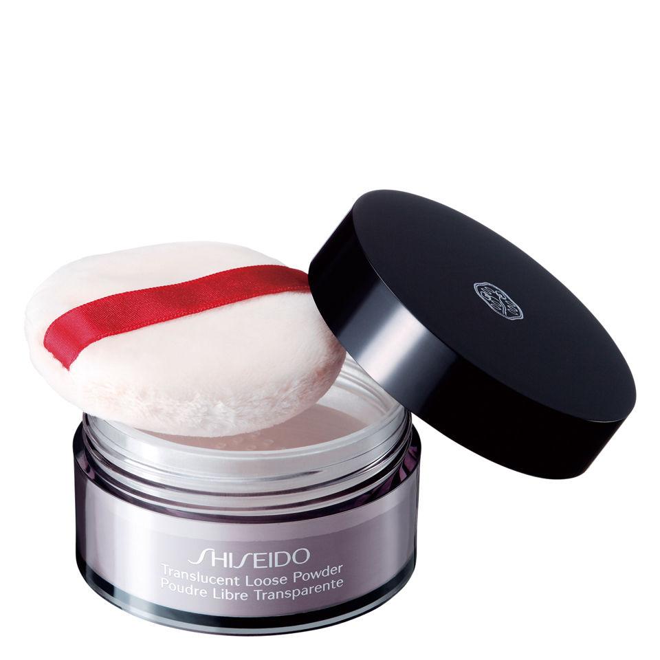 Shiseido Translucent Loose Powder (18 gr)