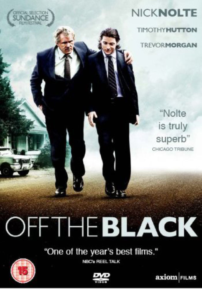 off-the-black