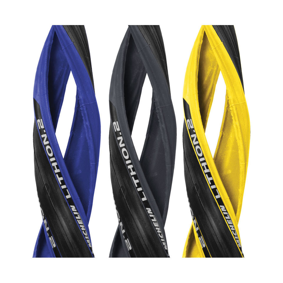 michelin-lithion-2-clincher-road-tyre-700c-x-23mm-blueblack