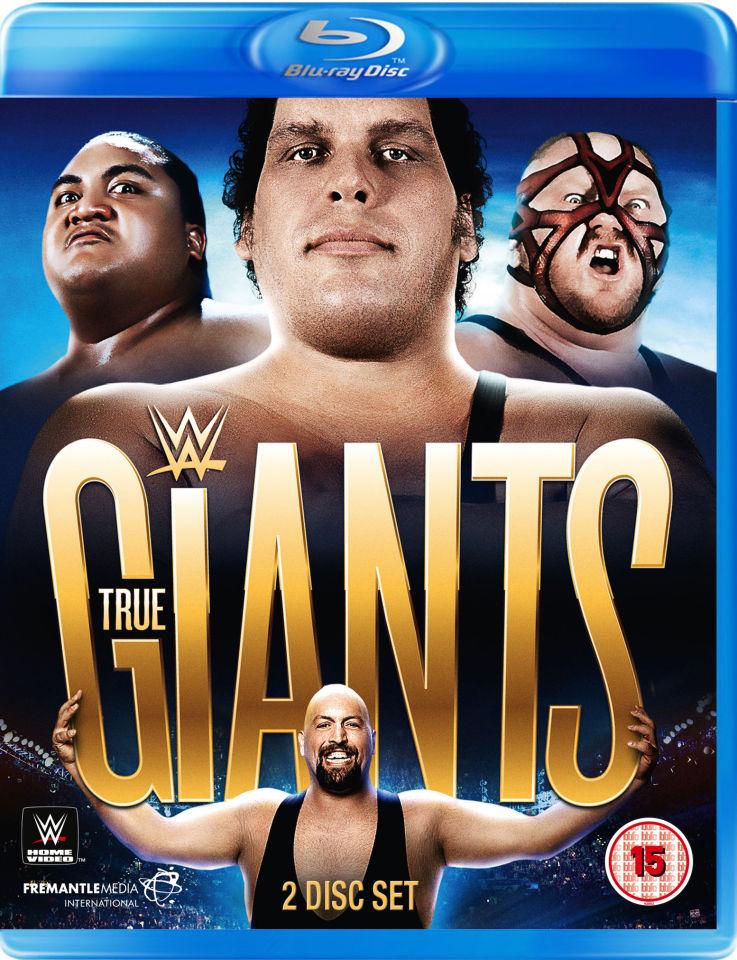 wwe-true-giants-2-discs