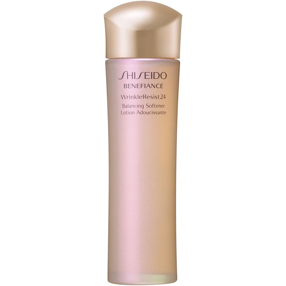Shiseido Benefiance WrinkleResist24 Balancing Softener (150 ml)