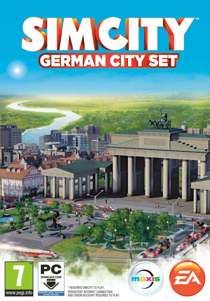 sim-city-german-city-set