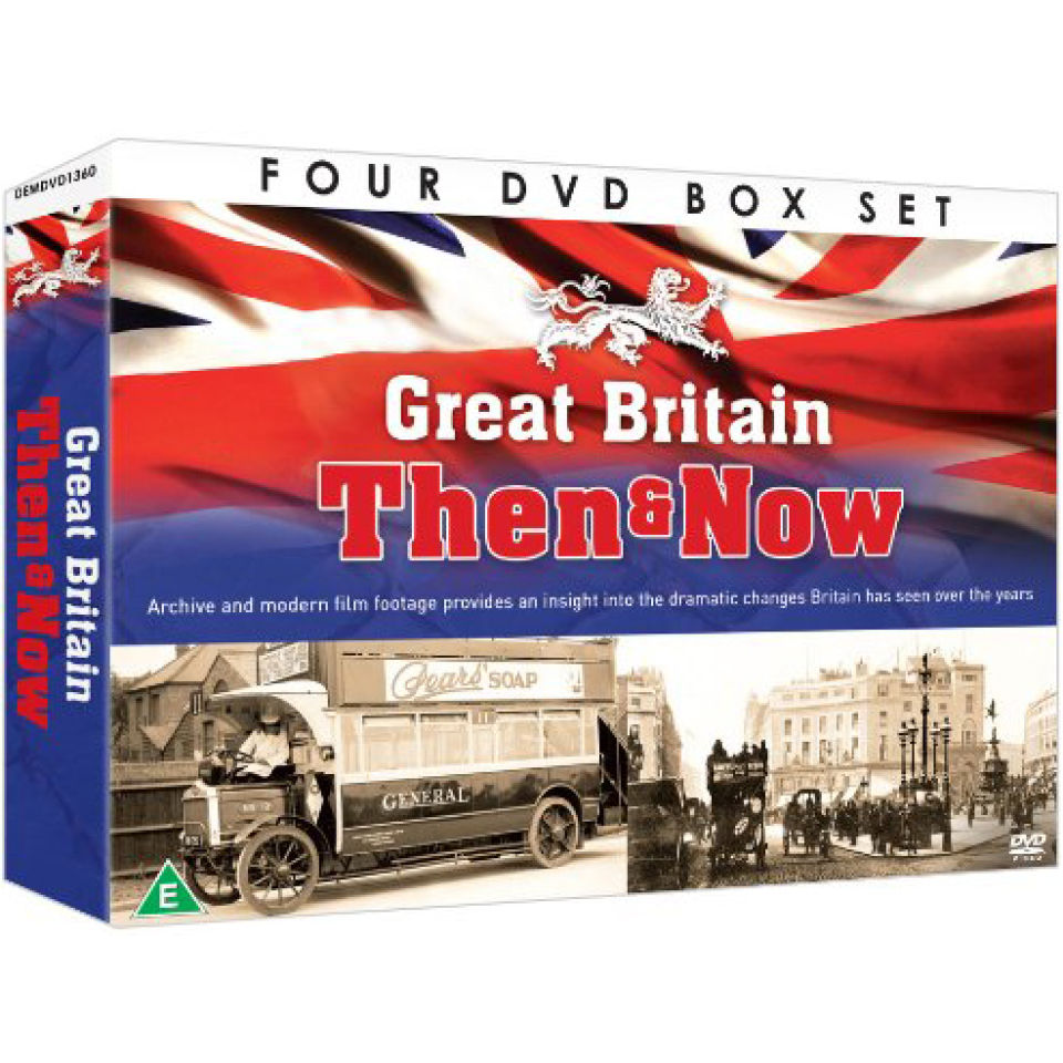 great-britain-then-now