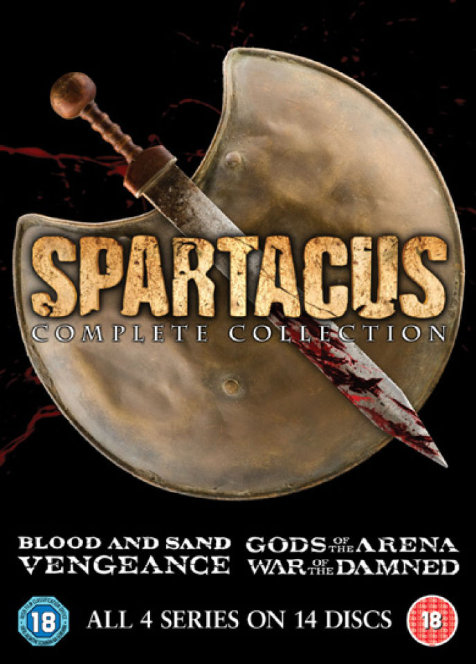 spartacus-the-complete-collection