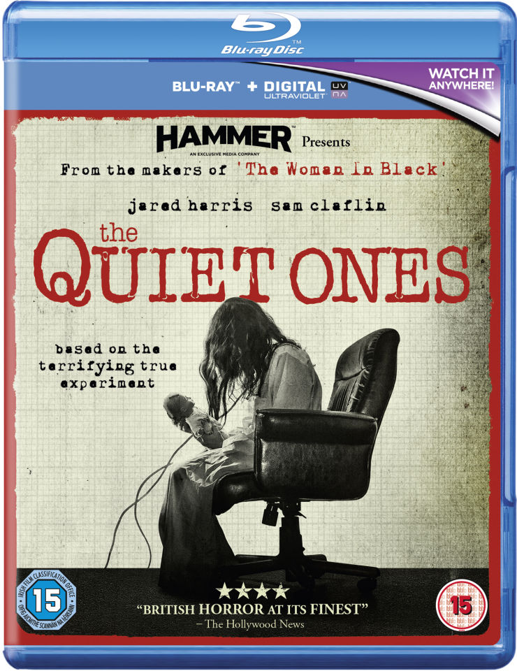 The Quiet Ones Blu-ray | Zavvi.com