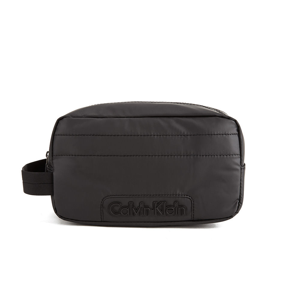 Calvin Klein Men S Metro Wash Bag Black