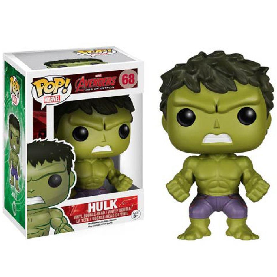 Marvel Avengers Age of Ultron Hulk Funko Pop! Vinyl Figur