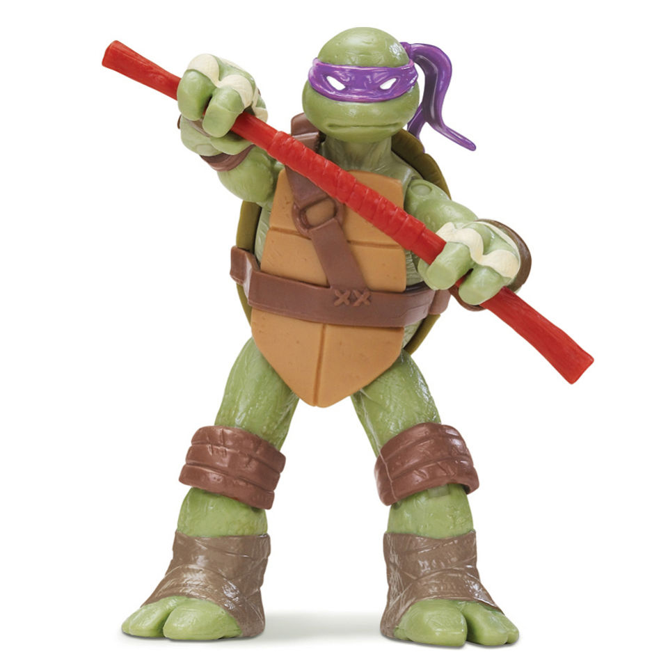 Teenage Mutant Ninja Turtles Donatello Action Figure Iwoot