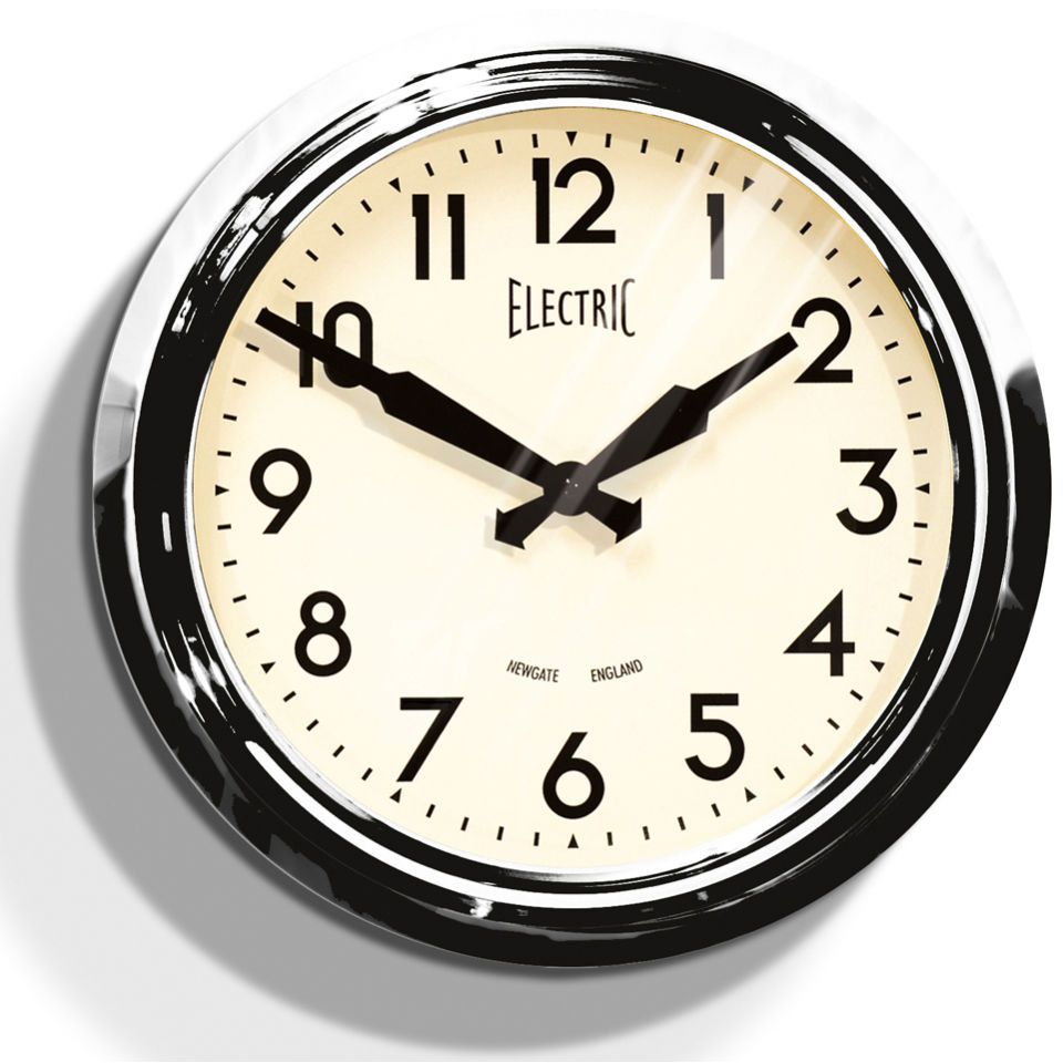 newgate-50s-electric-clock-chrome