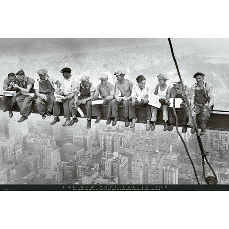 new-york-men-on-girder-maxi-poster-61-x-915cm