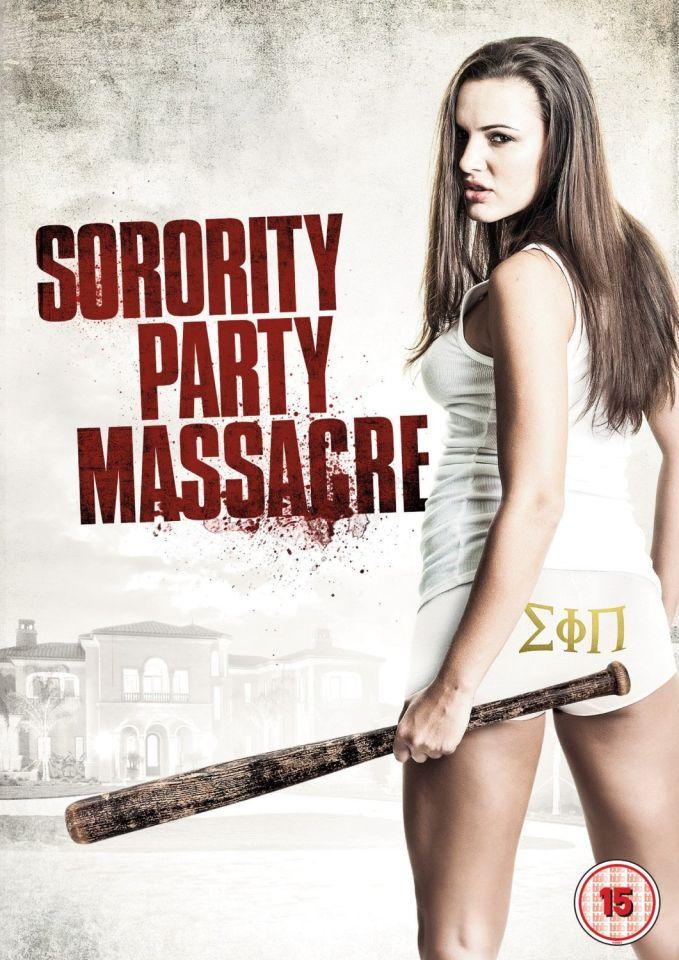 Резня на студенческой вечеринке / Sorority Party Massacre (2012)