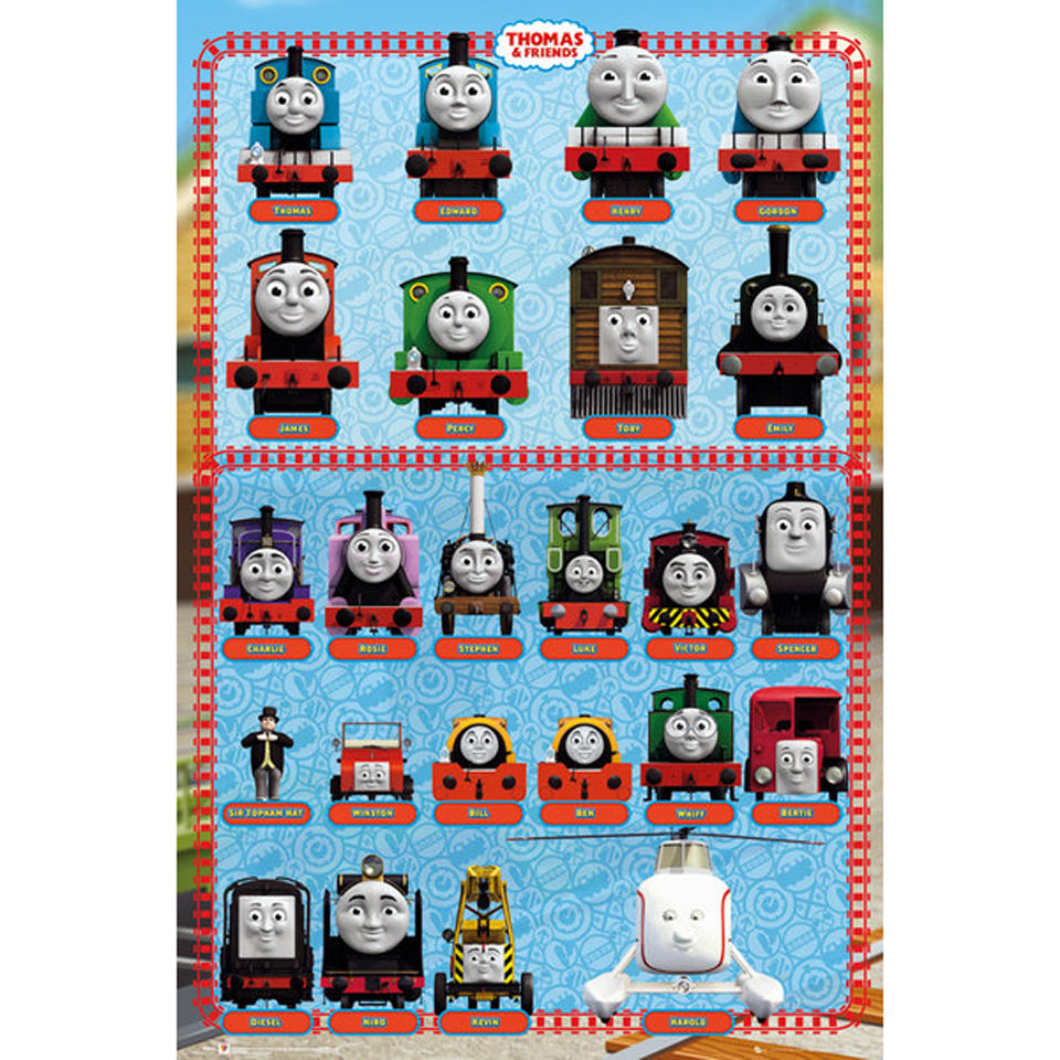 thomas-friends-characters-maxi-poster-61-x-915cm