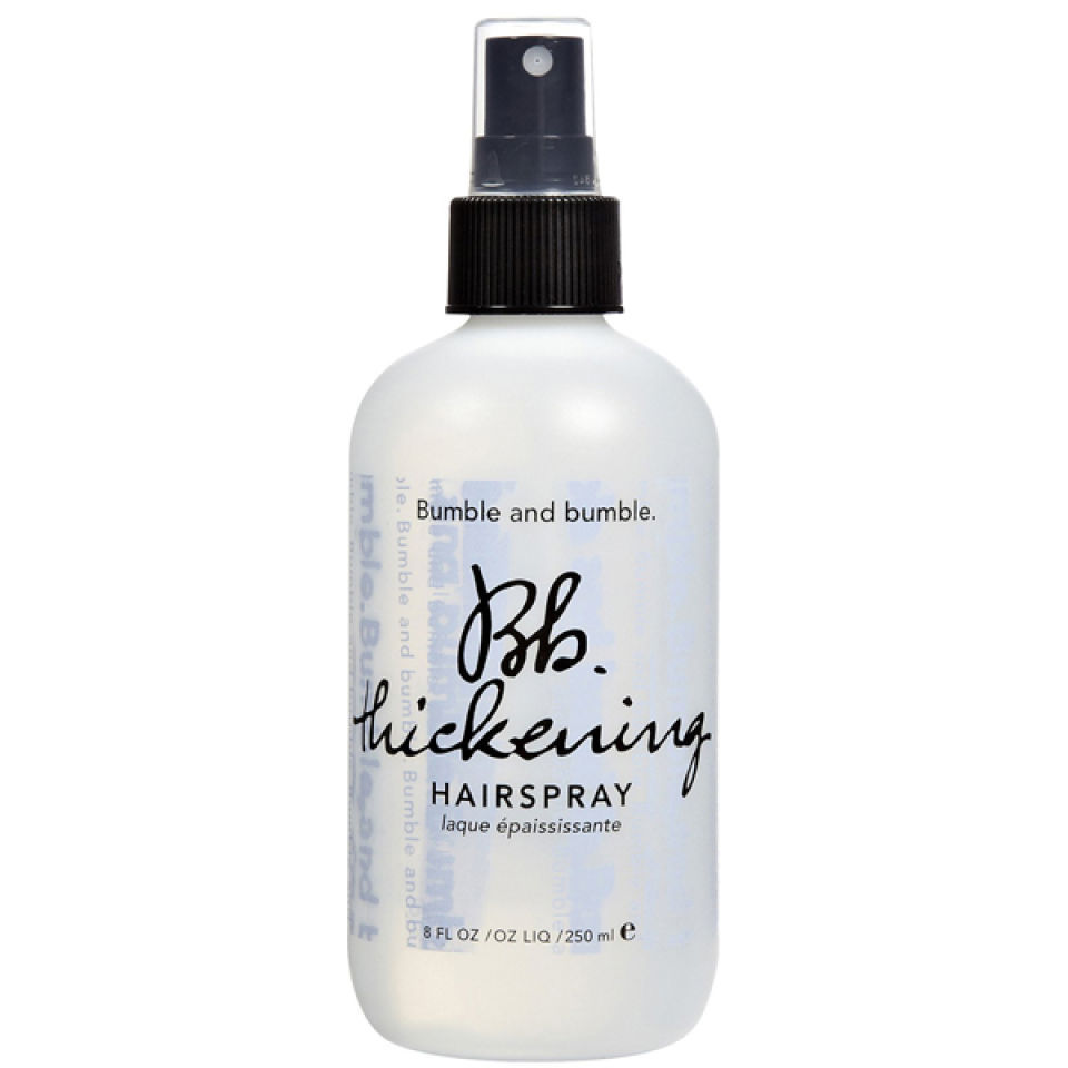 bumble and bumble free haircut bb thickening hairspray 250ml free delivery 3886