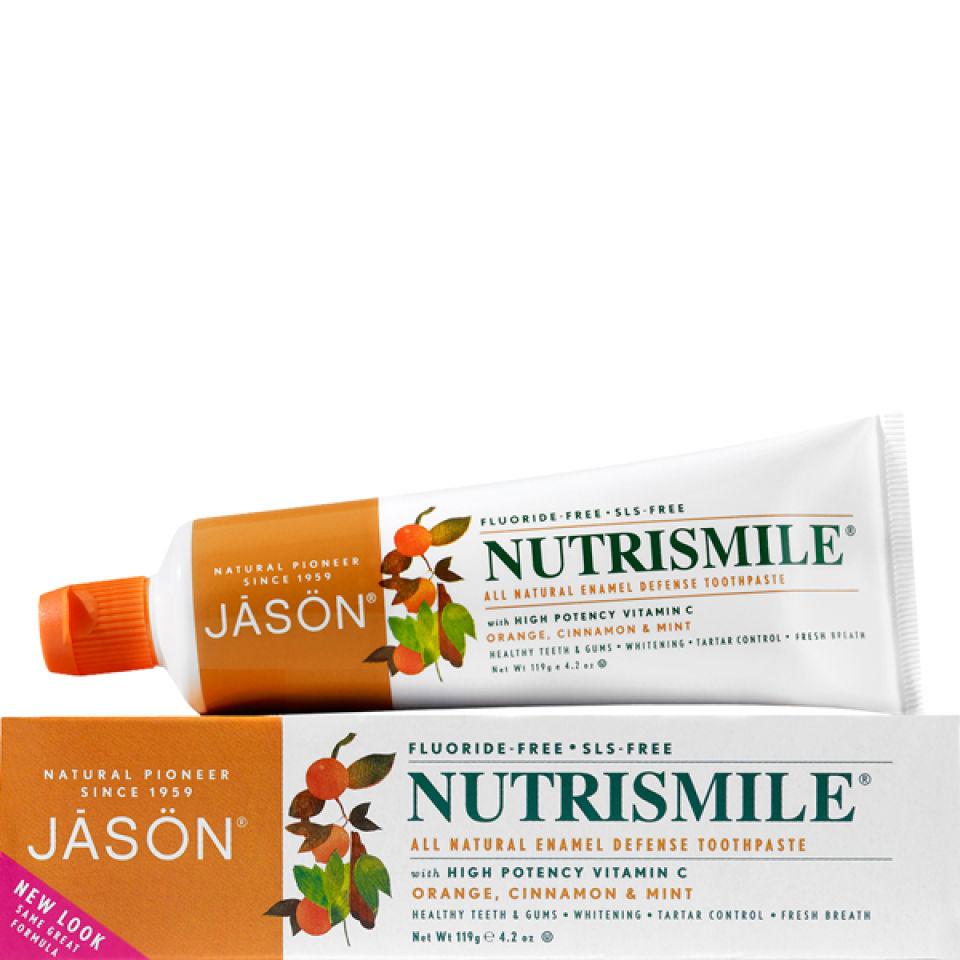 Köpa billiga JASON Nutrismile Enamel Defense Toothpaste (122g) online
