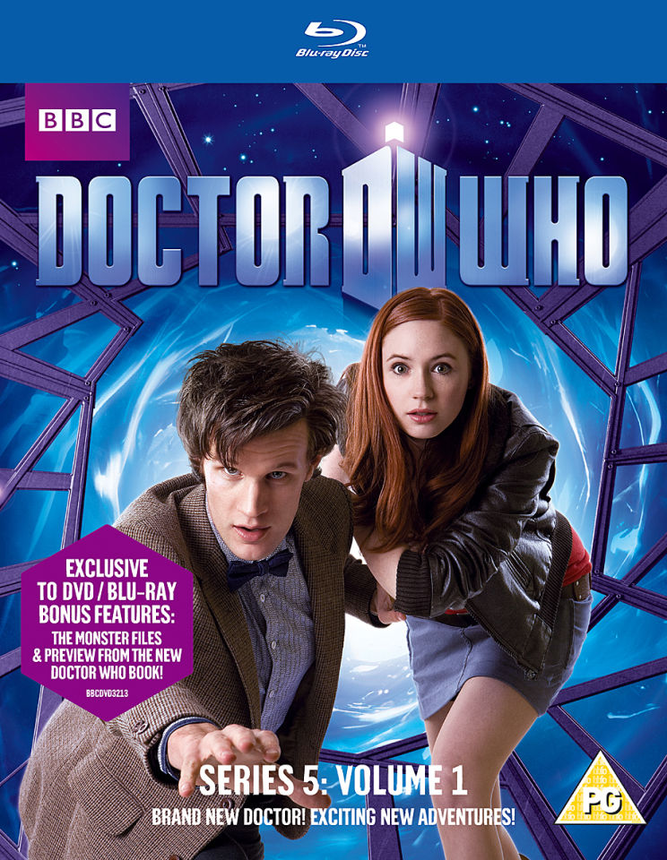 doctor-who-series-5-vol-1