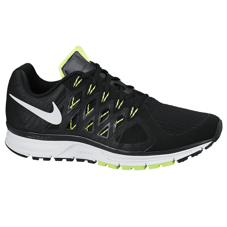 4f5a4ffb0fb5 Nike Men s Zoom Vomero 9 Running Shoes - Black Sports   Leisure ...