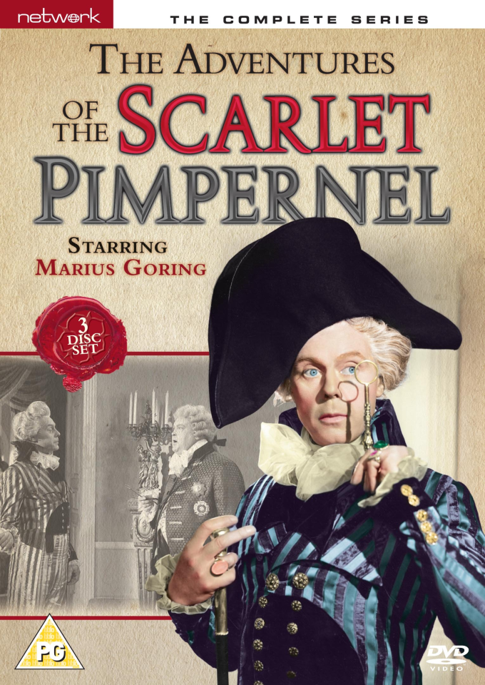 the-scarlet-pimpernel-the-complete-series