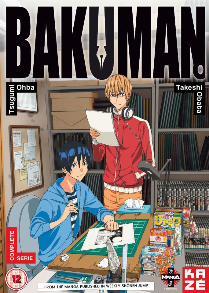 bakuman-season-1