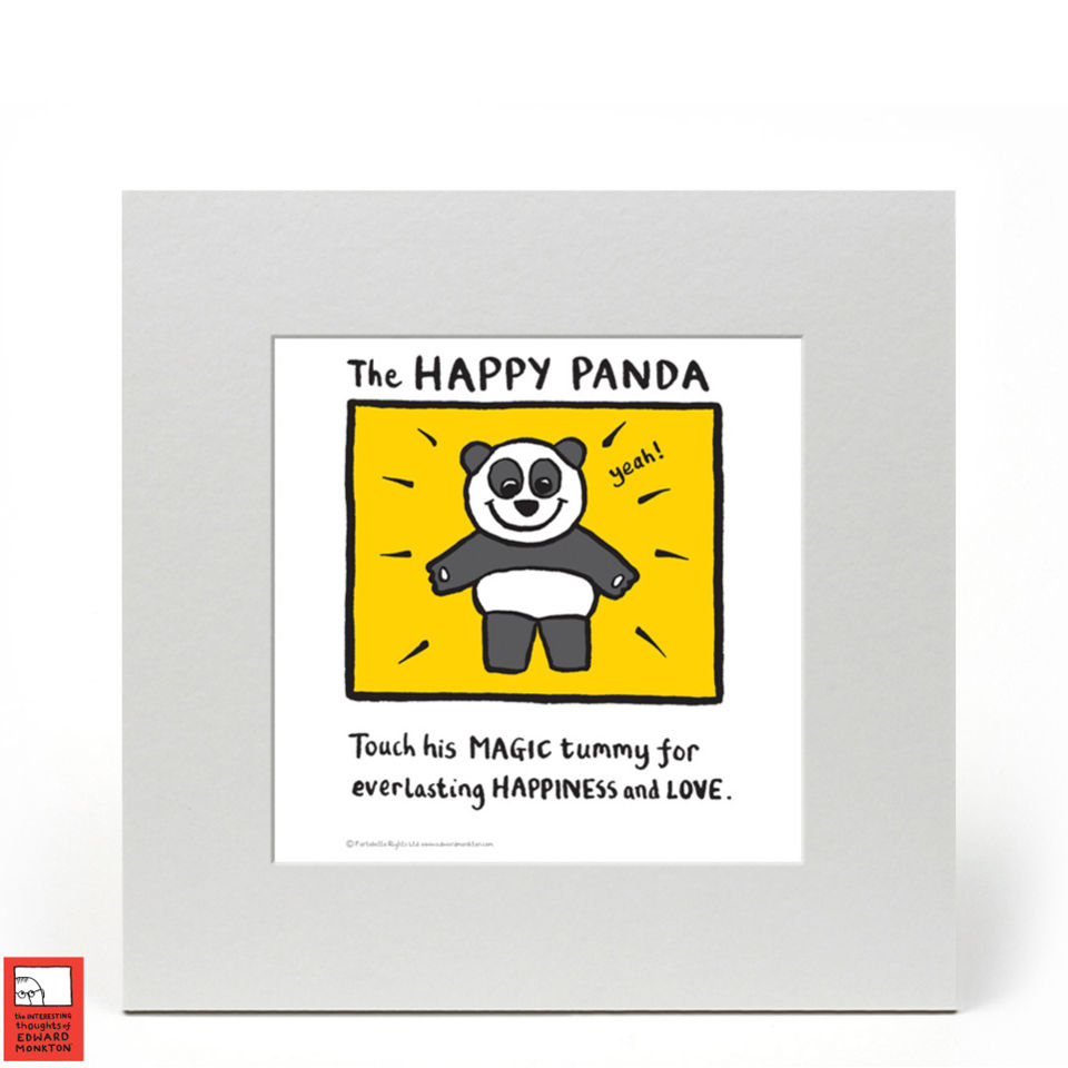 edward-monkton-fine-art-print-happy-panda