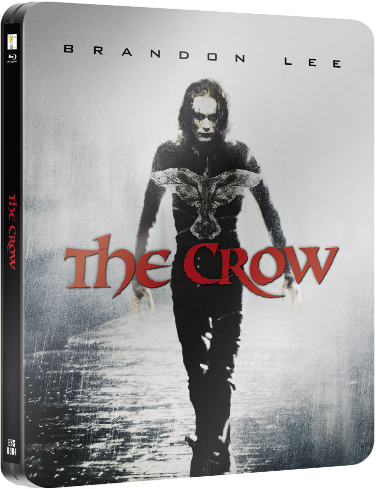 the-crow-zavvi-exclusive-edition-steelbook-ultra-print-run