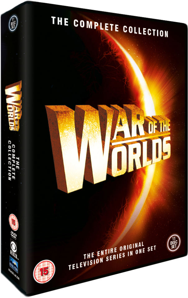 war-of-the-worlds-the-complete-collection