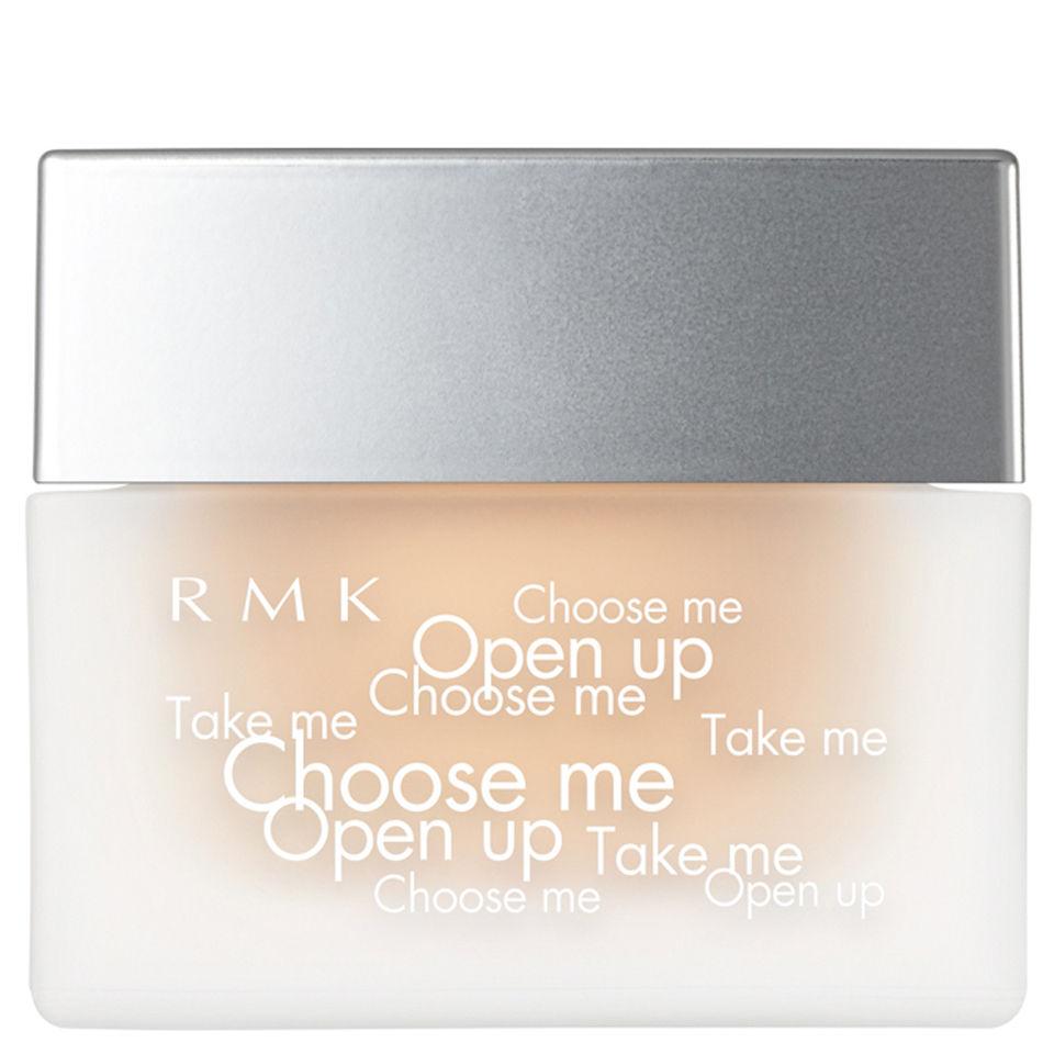RMK Creamy Foundation N 101