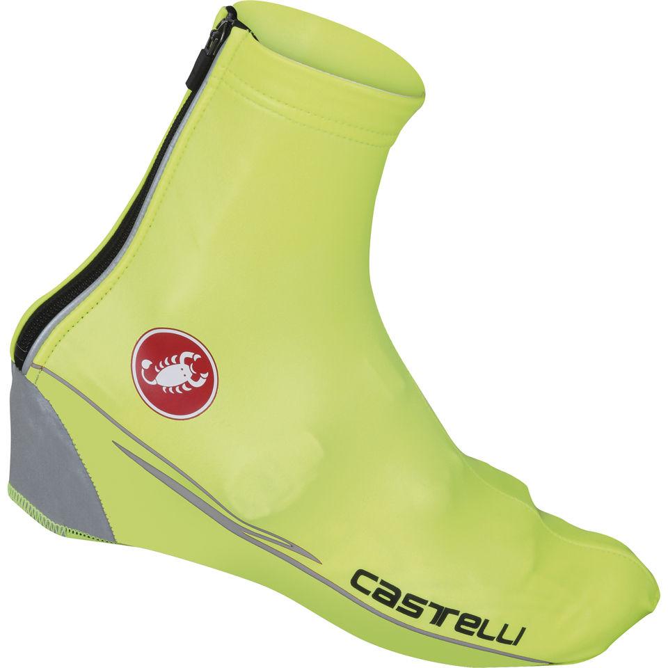 castelli-nano-shoecover-socks-yellow-s