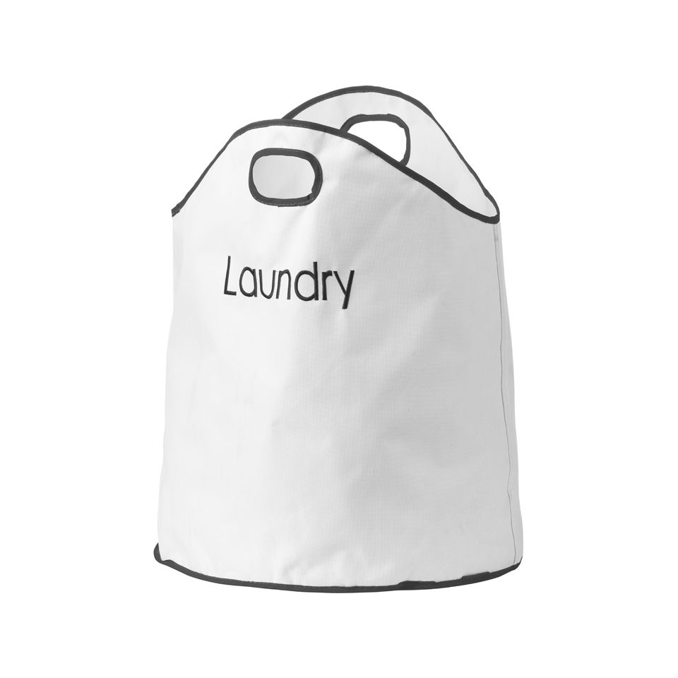 premier-housewares-dual-handled-laundry-bag-white