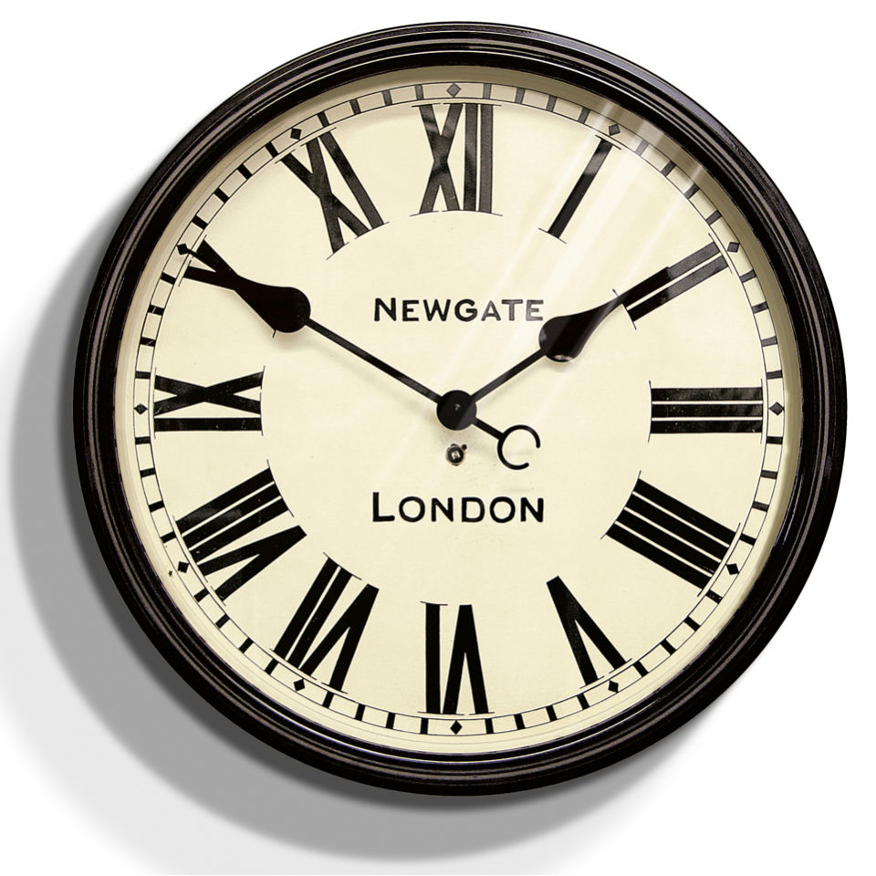 newgate-the-battersby-clock-black