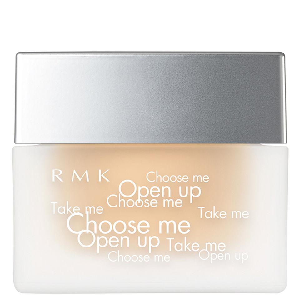 RMK Creamy Foundation N 102
