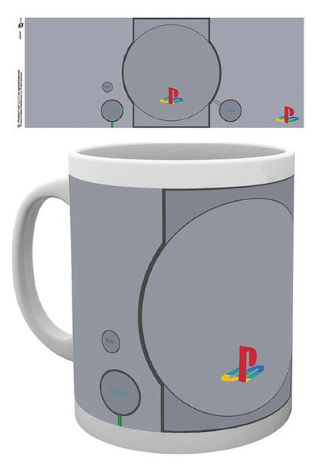 play-station-console-mug